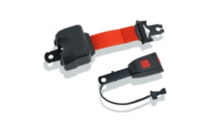 Orange Belt von Linde Material Handling